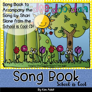 Shari Sloane Zip a Dee Doo Dah Fun Music Book