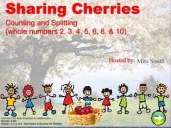 Sharing Cherries Operations and Algebraic Thinking: Multip