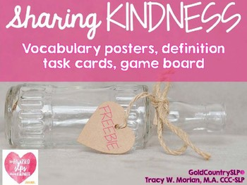 Sharing Kindness FREEBIE #kindnessnation