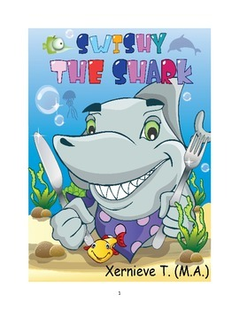 Shark - An ebook that teaches values, writing, reading and