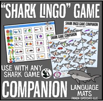 Shark Lingo Language Game Companion