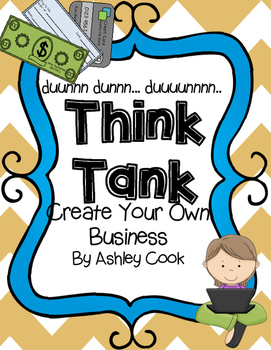 Think Tank Business Plan