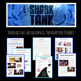Shark Tank Interactive Opinion Writing Project!