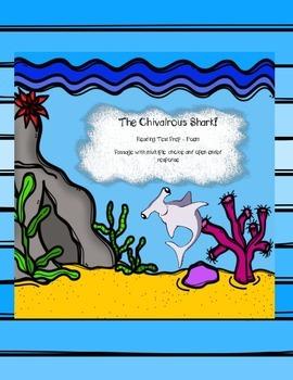 Shark Reading Comprehension - Poem