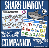 Shark-ulation!  Articulation Game Companion