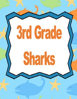 Sharks Main Idea and Supporting Details