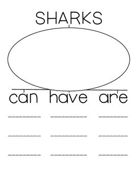Sharks Tree Map