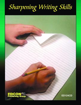 Sharpening Writing Skills Complete 6 Lesson Program