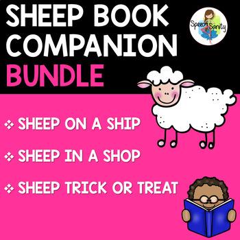 Sheep Book Bundle: 3 Book Companions - Save 20%