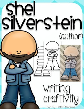 "Shel Silverstein ""Craftivity"" Writing page (Author of Wher"
