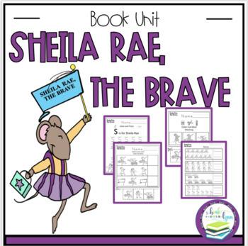 Shelia Rae, the Brave Book Unit