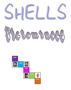 Shells Pictominoes