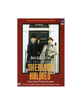Sherlock Holmes, Adventure of the Speckled Band & the Scie