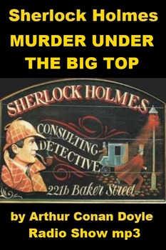 Sherlock Holmes - Murder under the Big Top