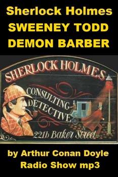 Sherlock Holmes Mystery - Sweeney Todd, Demon Barber mp3