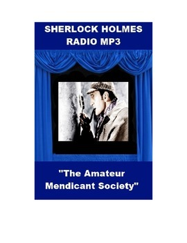Sherlock Holmes mp3- The Amateur Mendicant Society