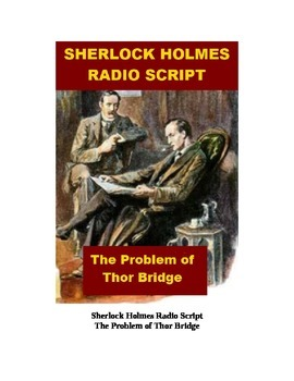 Sherlock Holmes - two complete adventures with scripts and mp3s.
