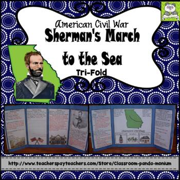 Sherman's March to the Sea American Civil War