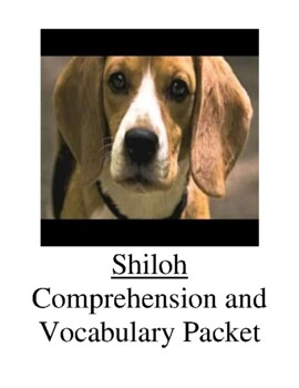 Shiloh Guided Reading Unit Level R