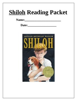 Shiloh Reading Packet