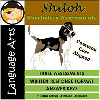 Shiloh Vocabulary Assessments
