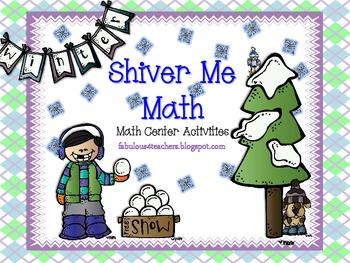 Winter Math Center Activities {Shiver Me Math}