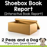 Shoe Box Book Report and Task Cards