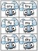 Shoo Fly! Long I Word Sort {CVCe, IGH, IE, & Y}
