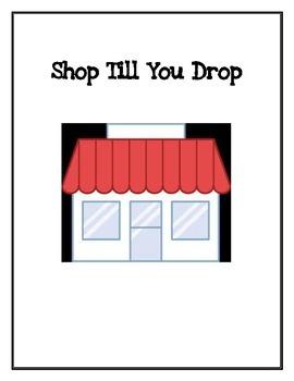 Shop Till You Drop Decimal Enrichment