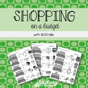 Shopping On a Budget with $1 Bills
