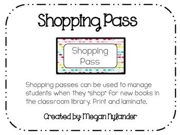 Shopping Pass