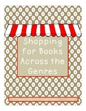 Shopping for Books Across the Genres {A FREEBIE!}