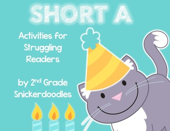 Short A: Activities for Struggling Readers
