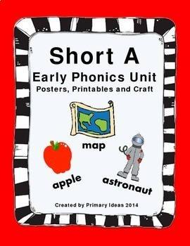 Short A: An Early Phonics Unit