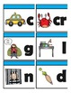 Short 'A' Word Family CVC Flip Books