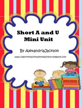Short A and U Mini Unit