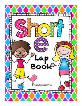 Short E Lap Book