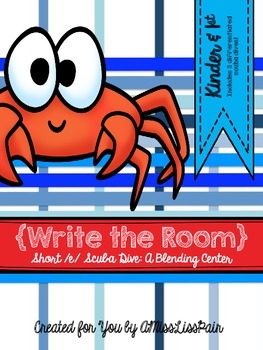 {Write the Room: Short /e/ Scuba Dive}
