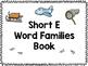 Short E Word Family Passages