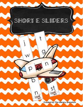 Short E Word Sliders