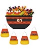 Short E Word Sort ~ Halloween Candy