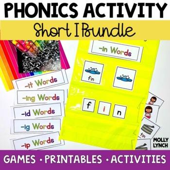 Short I Phonics Activities