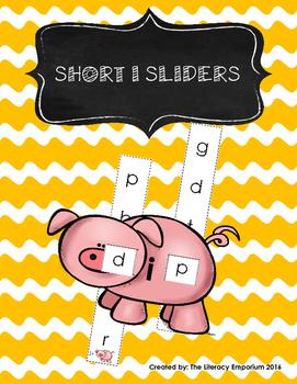 Short I Word Sliders