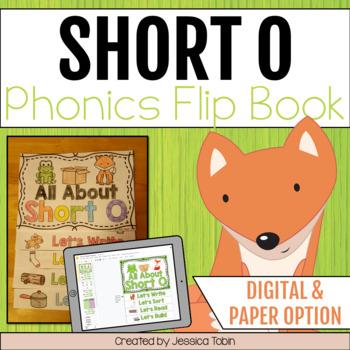 Short O Flip Book