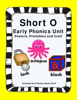 Short O: An Early Phonics Unit