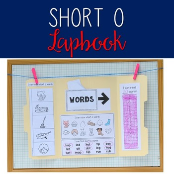 Short O/CVC Lapbook