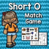 Short O Match Game
