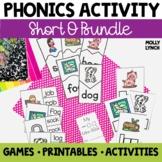 Short O Phonics Activities