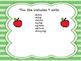 Short Vowel Word Family Sorts- O