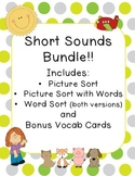 Short Sounds (Bundle)